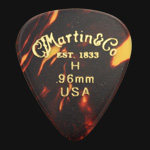 C F Martin Number 1 Heavy 0.96mm Guitar Picks
