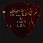 C F Martin Number 2 Light 0.46mm Guitar Picks